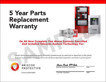 5 Year Warranty Email Img April 2021rev